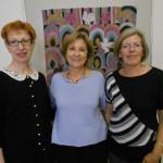 Lynne, Florene, Debbie