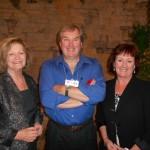 Paula Glasgow, Barton Graff, Maureen Harris